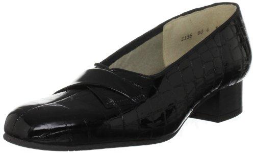 Heels Carmel mujer Patent Black Padders x0EwAP15q5