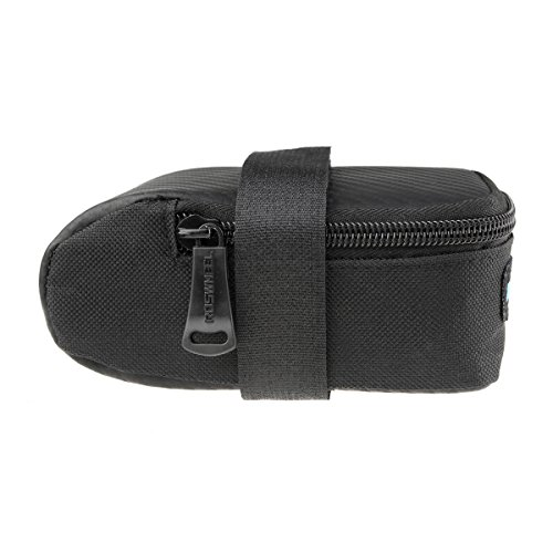 Roswheel Bicycle Bike Cycling Saddle Back Seat Tail Bag Pouch Water Repellent for Day and Night Outdoor Riding Traveling