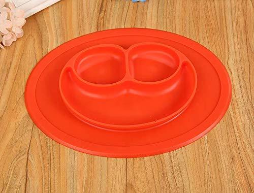 Mini juego de mesa de silicona para bebés y niños pequeños ...