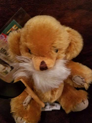 Kingdom Collectibles Merrythought Mohair Bear Cheeky Father Time LMT #101 of 250 6