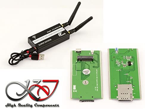 KALEA-INFORMATIQUE - Adaptador USB para Tarjeta M.2 WWAN LTE ...