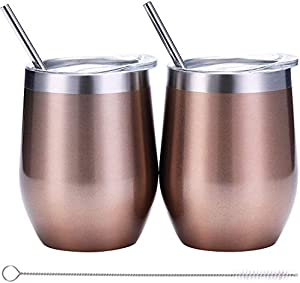 Giveaway: Skylety 12 oz Double-insulated Wine Tumbler