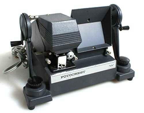 Vintage 8mm Movie Film Editor from Film Edito