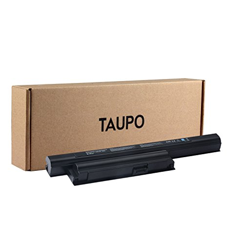 Sony Vaio Battery Pack (TAUPO New Laptop Battery for Sony VGP-BPL22 VGP-BPS22 VGP-BPS22/A[6-Cell 4400mAh/49Wh] - 12 Months Warranty)