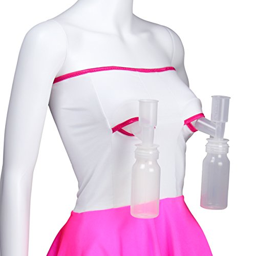 Pumping Bra with Peplum - Cradle Your Baby, Not Your Pump...