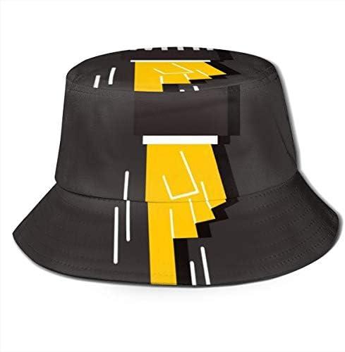 Junkai 自信を持って歩く バケットハット 男女兼用帽子 UV 翼幅広 紫外線対策 日よけ 小顔効果