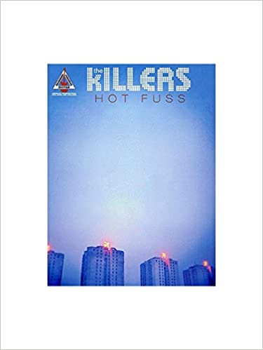 The Killers: Hot Fuss. Sheet Music for Guitar Tab with Chord Symbols ...