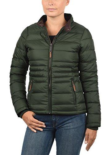 BLEND SHE Cora - Giacche sportive e tecniche da Donna, taglia:XL, colore:Duffle Bag Green (77019)
