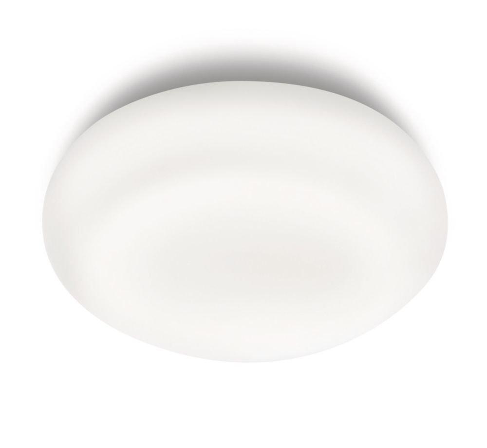 Philips MyBathroom Mist Bathroom Ceiling Light White (Includes 1 x 20 Watts E27 Bulb) [Energy Class A] 915000518904
