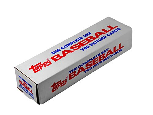1987 Topps Complete Retail Set (Factory Sealed) (MLB - 792 Cards) (PSCC)