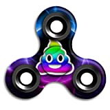 Fidget Spinner Toy The Anti-Anxiety 360 Spinner Helps Focusing Fidget Toys [3D Figit] Premium Quality EDC Focus Toy for Kids & Adults - Best Stress Reducer Relieves ADHD Anxiety (As Shown A) Unleaded