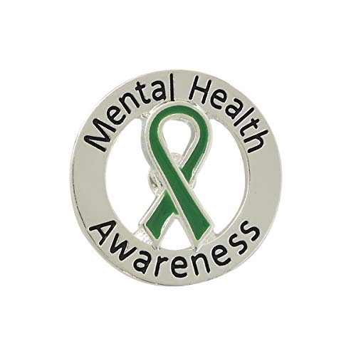 Mental Health Awareness Pin in a Bag (1 Pin - Retail) -