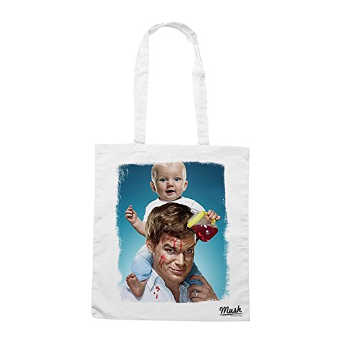 Borsa DEXTER WITH BABY - Bianca - FILM by Mush Dress Your Style