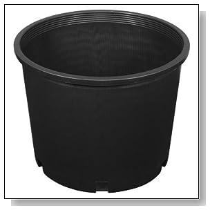 Pro Cal HGPK7PHD Premium Nursery Pot 7 Gal (5/pk)