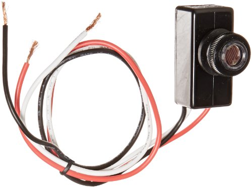 RAB Lighting PC1000 Floodlight Replacement Part, 120V Button Photocell For Sale