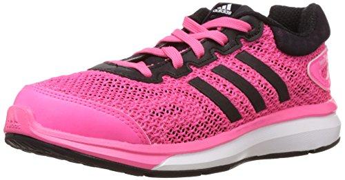 Adidas Response K Laufschuhe solar pink-core black-running white - 38