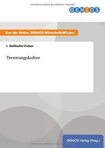 Download Trennungskultur (German Edition) pdf
