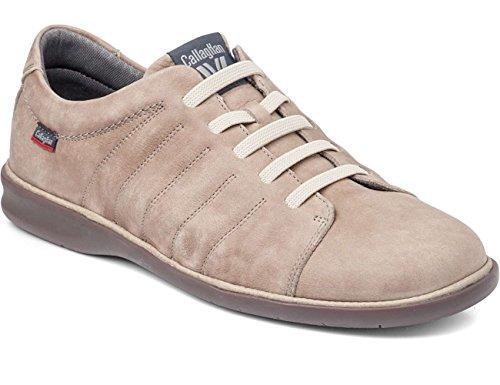 Callaghan 91402 Gazer - Zapato casual caballero, Adaptaction Beige
