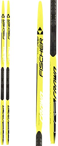 Fischer CRS Skate NIS Mounted XC Ski Package Mens Sz 192cm