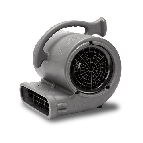 [해외]B-Air VENT VP-50 1 2 HP 2950 CFM 공기 이동기 카펫 건조기 플로어 팬 집적 용 물 손상 복구 용으로 쌓아 올릴 수있는 회색/B-Air VENT VP-50 1 2 HP 2950 CFM Air Mover Carpet Dryer Floor Fan Stackable for Janitorial Water Damage Restoratio...