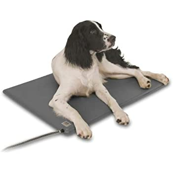 Amazon.com : KH Lectro Soft Heated Pet Bed (14