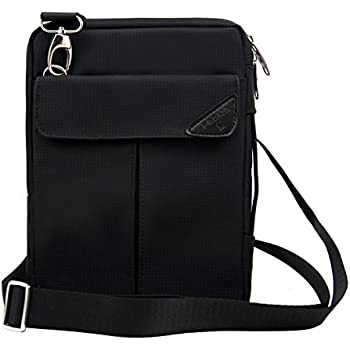Amazon.com: CoolBELL 10.6 Inch Shoulder Bag Carrying Day Bag With ...