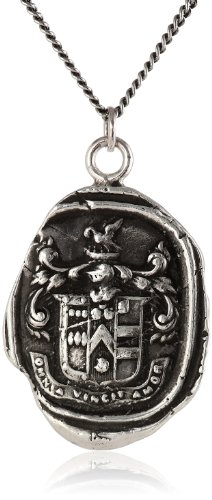 Pyrrha ''talisman'' Love Conquers All Necklace, 18'' by Pyrrha (Image #1)
