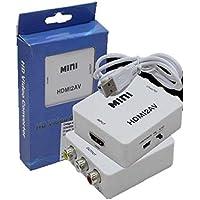 CONVERSOR HDMI x RCA MINI