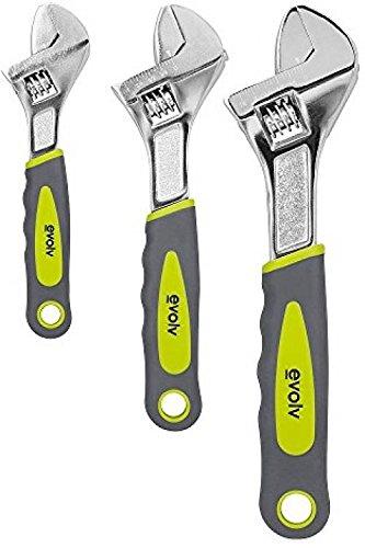 Craftsman Evolv 3 Pc. Adjustable Wrench Set