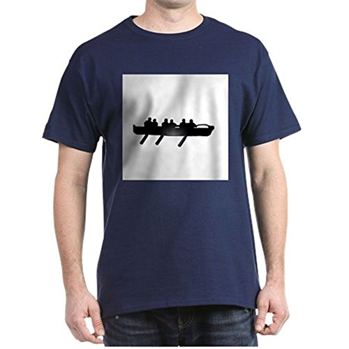 CafePress Hawaiian Paddler Ash Grey T-Shirt 100% Cotton T-Shirt