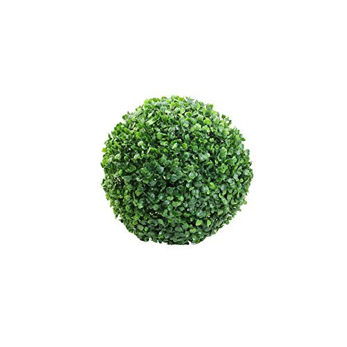 MEXUD-Popular Artificial Plant Ball Tree Boxwood Wedding Event Home Outdoor Decoration (12 cm / 4.72