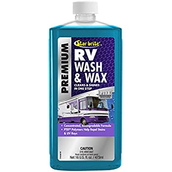 Amazon.com: Awning Cleaner and Black Streak Remover 1