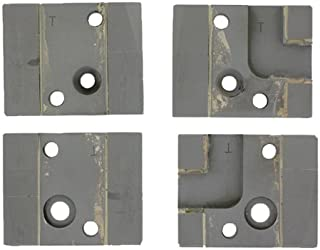 "product image for Hemsaw Side Guide Carbides""T"" 2 Hole per Set of 4"