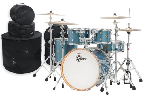 Gretsch Catalina Maple 5 Piece Drum Kit w/ Free Padded (Gretsch Catalina Maple 5 Piece)