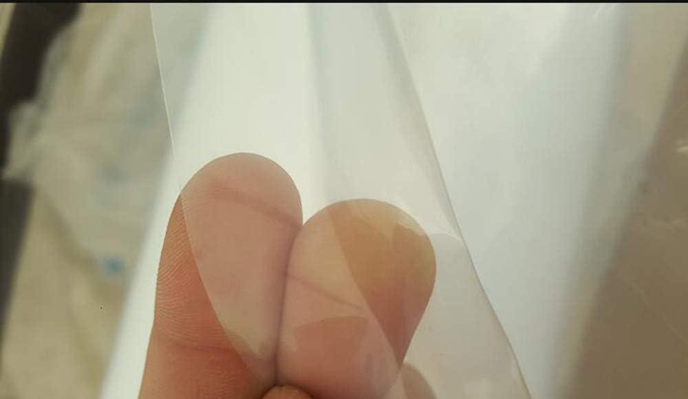 B/âche claire/Épaissir la b/âche imperm/éable en plastique transparent b/âche en toile de b/âche ultra l/ég/ère marchandises auvent de voiture auvent imperm/éable /à leau /épaisse feuille de pl