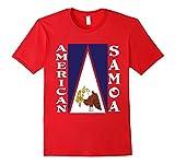 American Samoa Samoan Pride Flag T-Shirt