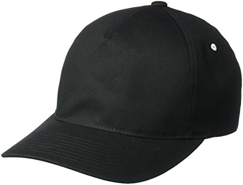 Kangol Men's Retro Baseball Cap, Black, (Kangol Black Hat)