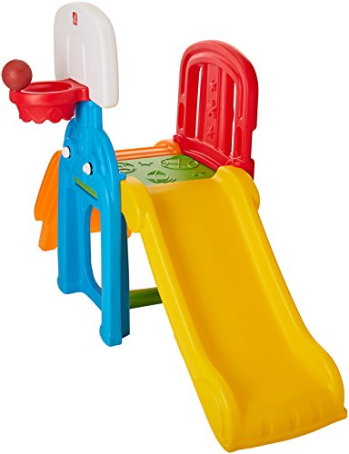Step2 Game Time Sports Climber And (Childrens Slide)