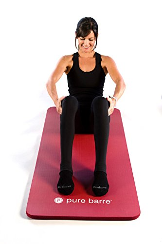 Pure Barre High Quality Signature Exercise Mat by Pure