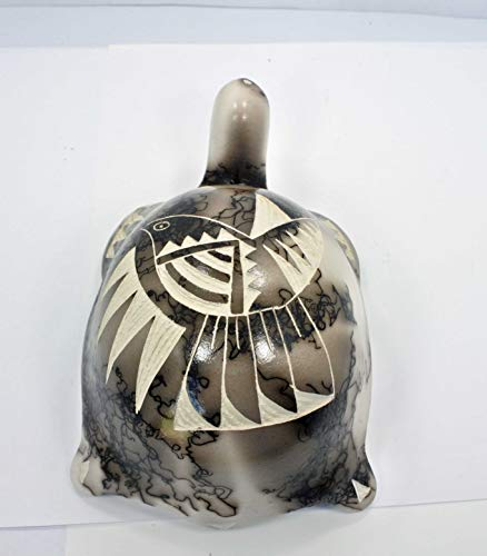 All Tribe Silver Made in USA Turtle Pottery Native American Navajo ()