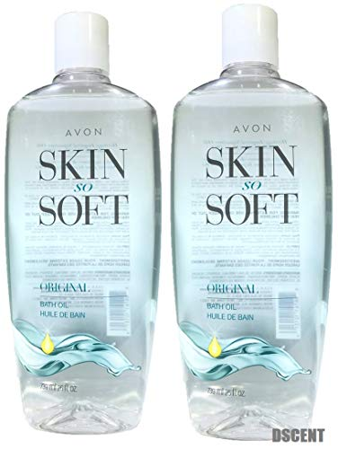Avon Skin So Soft Original, 25 oz (Pack of 2) from Skin so soft