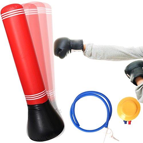 ShopSquare64 Training Air Fitness Gonflable D Bag Boxe Enfants Punch Tumbler butant FwPrRqF6S