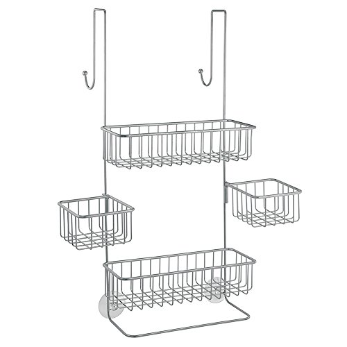 InterDesign Metalo Adjustable Shower Caddy