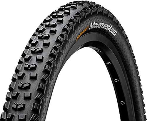 Mountain King Performance MTB Folding Bike Tire - 27.5 x 2.3 (Best All Mountain Tires 2019)