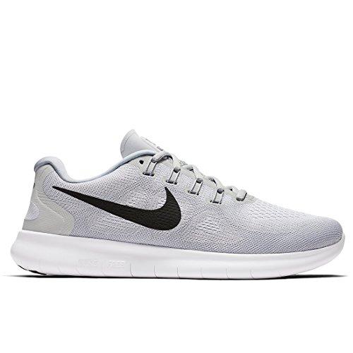 Free pure Corsa White Platinum black Nike Da Scarpe Uomo Rn HwdHFq