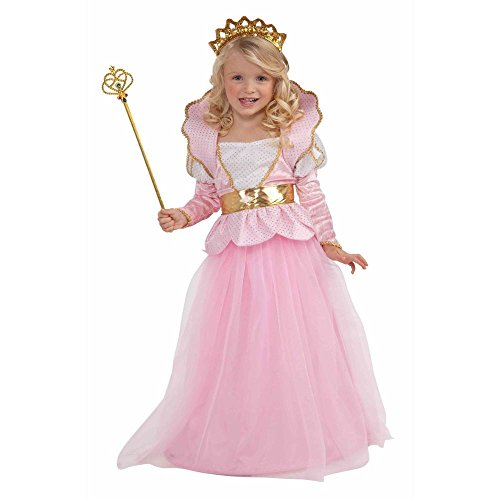 [Sparkle Princess Fairytale Girls Fancy Dress Halloween Toddler Costume TODD] (Halloween Dress For Toddler)