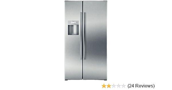 amazon com bosch b22cs50sns500 21 7 cu ft stainless steel counter rh amazon com Bosch Refrigerator Shelves Bosch Refrigerator B22CS50SNS Manual
