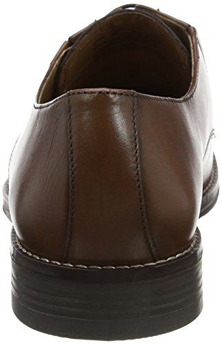 Hush Puppies Bo Bronson, Derby para Hombre Marrón (Tan)