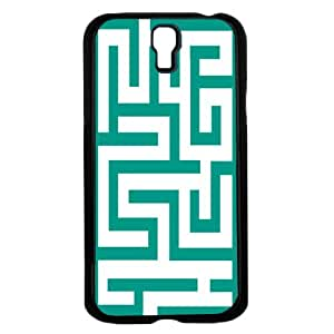 Sea Foam Maze Hard Snap on Phone Case (Galaxy s4 IV)