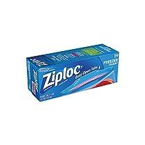 Ziploc Freezer Bags, Medium
